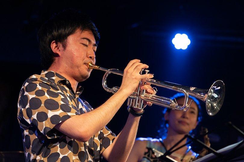 """Mercy, Mercy, Mercy! #3 - \""""Kato Masashi Quartet\""""_d0353489_22332726.jpg"""