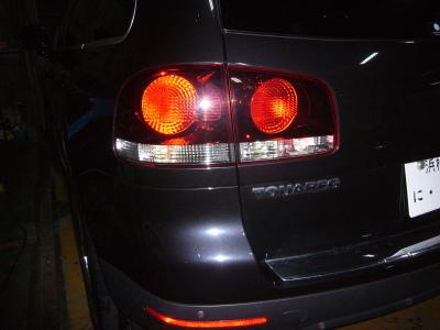 VWトゥアレグ エアバッグランプ点灯 修理_c0267693_12072584.jpg