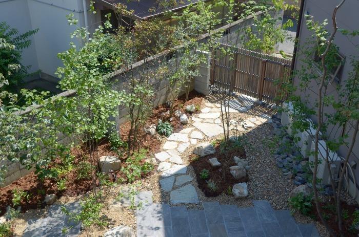 2019年 河内長野の庭 完成です_a0233896_11275703.jpg