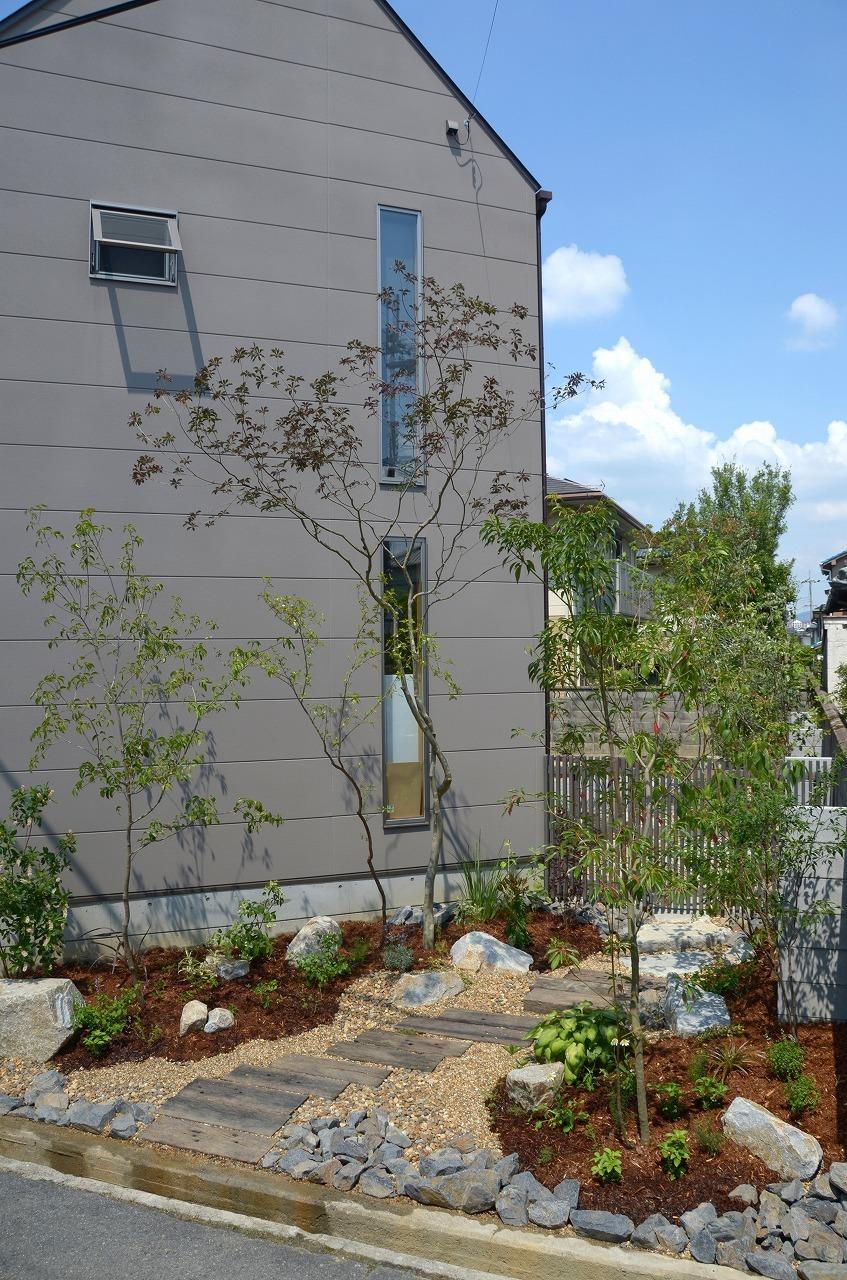 2019年 河内長野の庭 完成です_a0233896_11432217.jpg