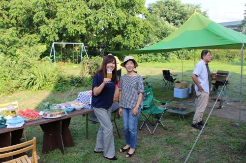 黒田充紀・三佳ご夫妻オーナーのDARAKE農園のビアパーティーに参加_c0075701_21033598.jpg