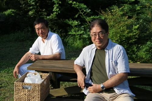 黒田充紀・三佳ご夫妻オーナーのDARAKE農園のビアパーティーに参加_c0075701_21041846.jpg