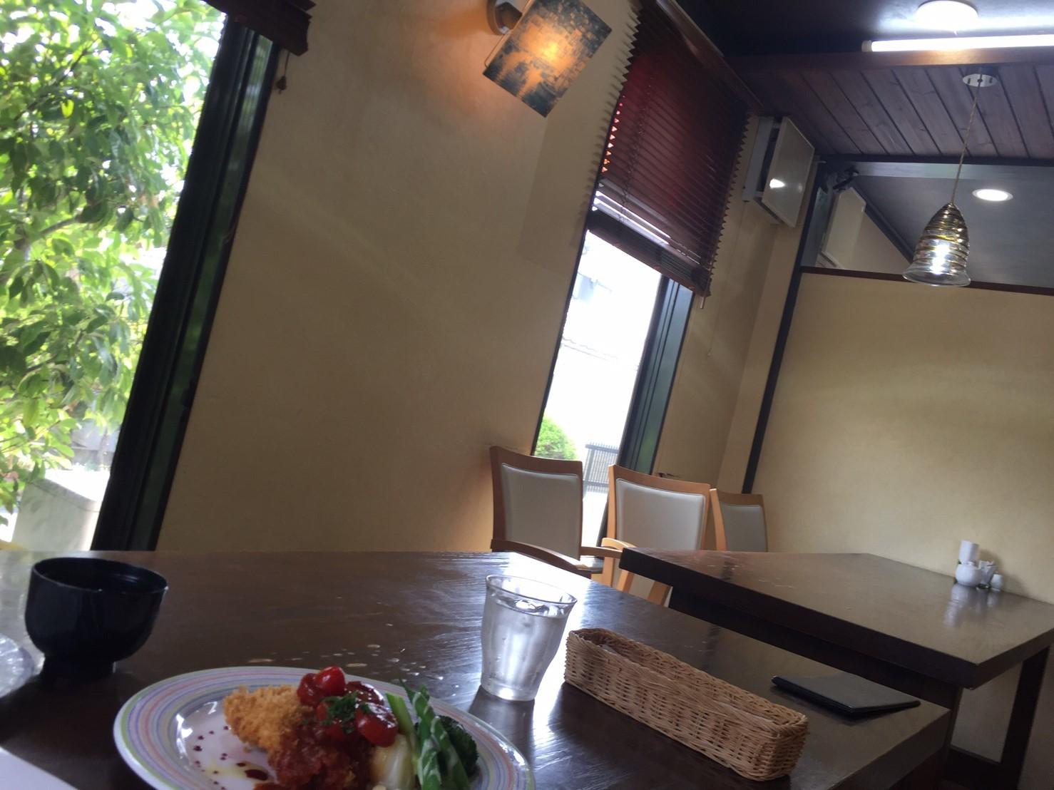 cafe & restaurant アンドリュース  チーズチキンカツ_e0115904_00533644.jpg
