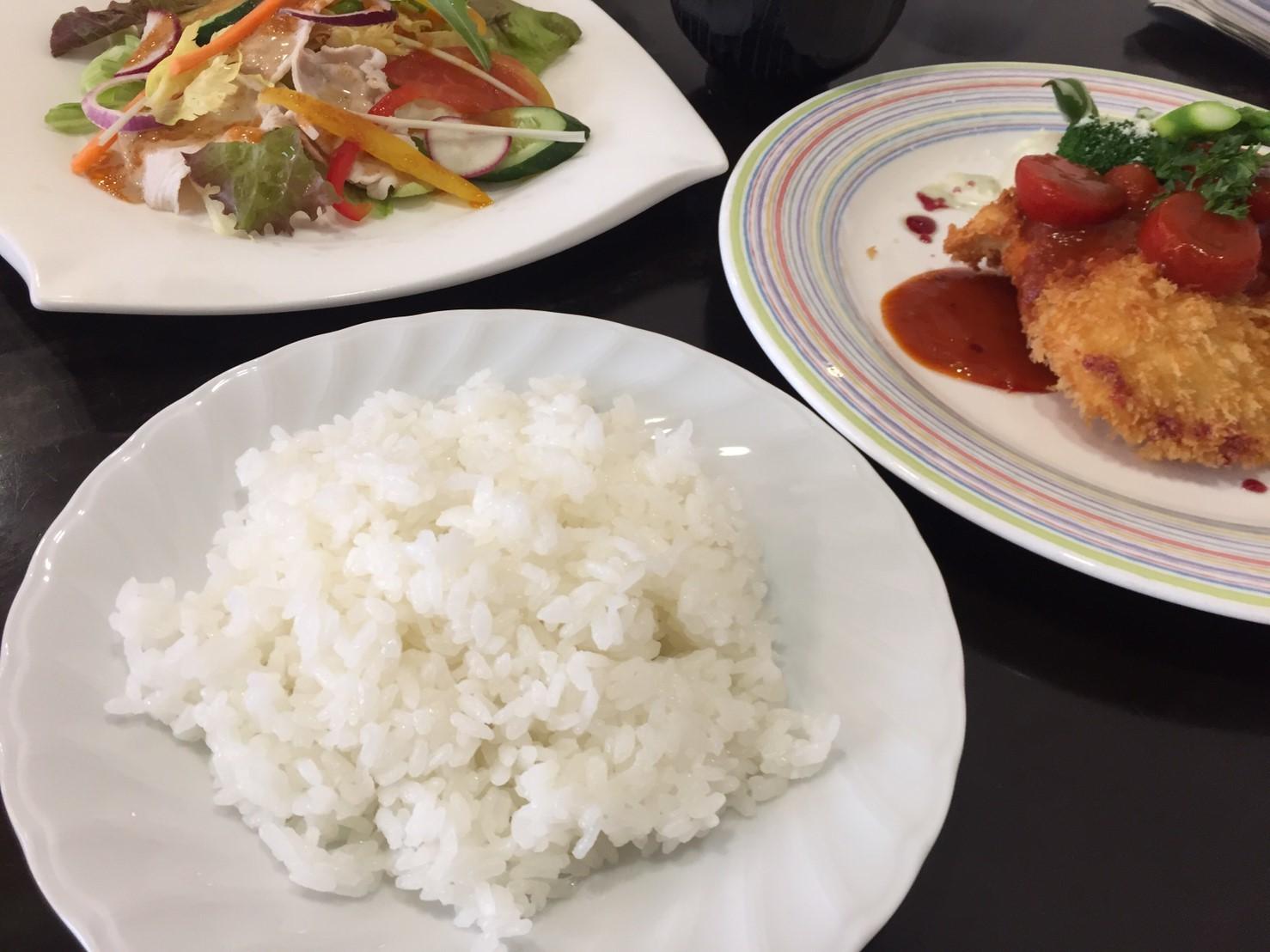 cafe & restaurant アンドリュース  チーズチキンカツ_e0115904_01394730.jpg