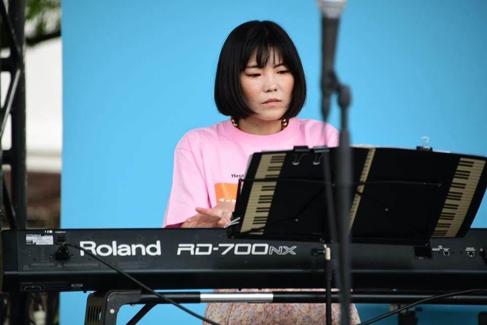 Jazzlive Comin ジャズライブ カミン 広島 本日8月31日土曜日のライブ_b0115606_12211611.jpeg