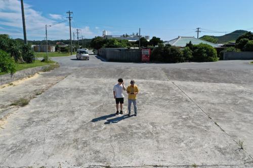 海界の村を歩く 東シナ海 伊是名島ウンナー_d0147406_16561985.jpg