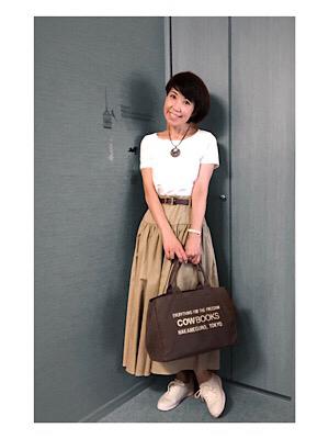 スカートのようなパンツのご紹介_f0249610_18163625.jpg