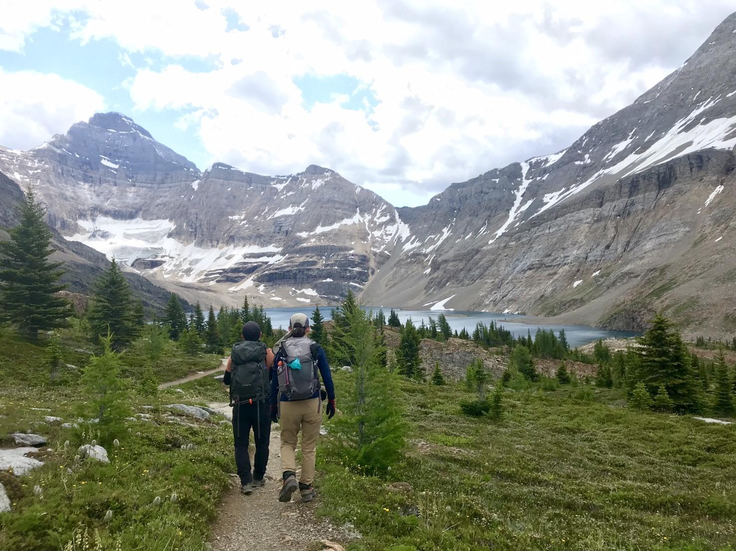 夢をかなえるプライベートハイキング。清水夫妻と行くレイクオハラの旅_d0112928_12011000.jpg