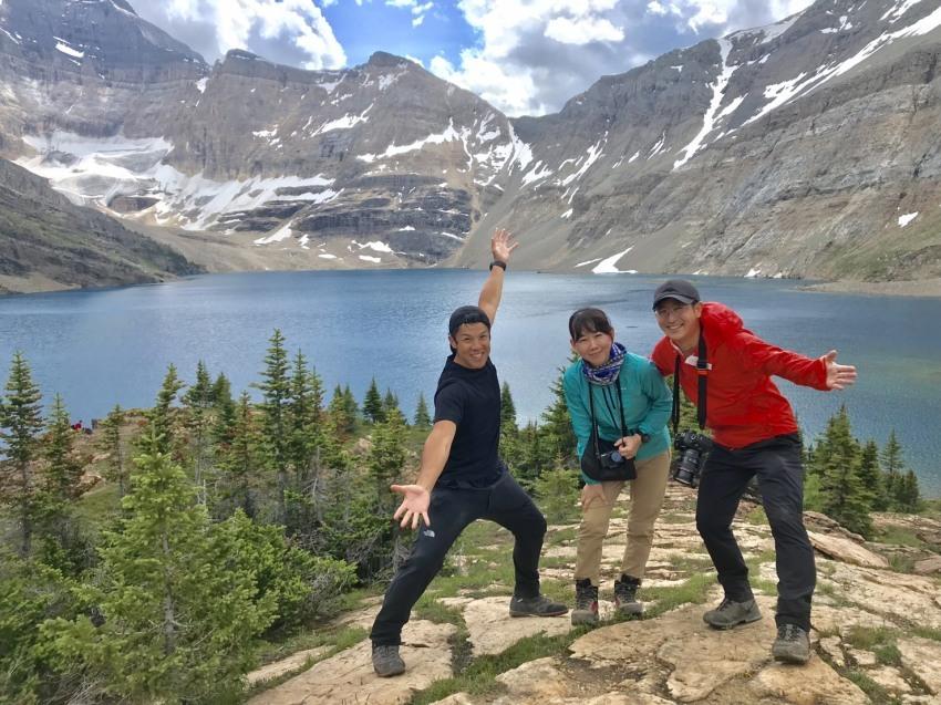 夢をかなえるプライベートハイキング。清水夫妻と行くレイクオハラの旅_d0112928_12011088.jpg