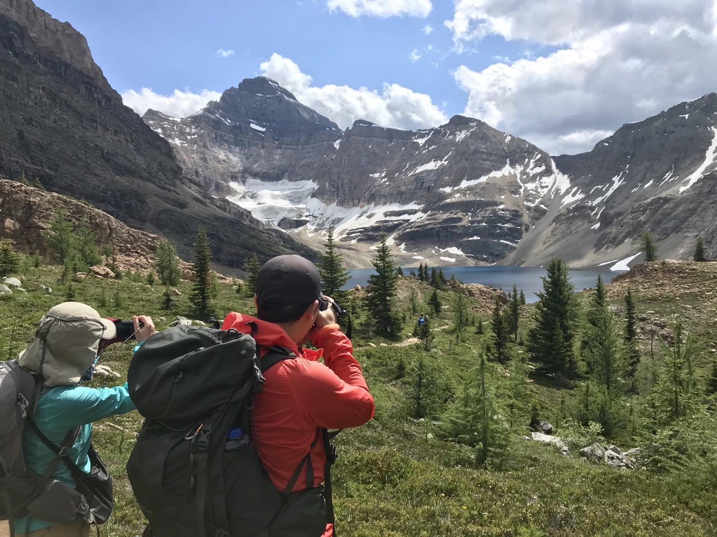 夢をかなえるプライベートハイキング。清水夫妻と行くレイクオハラの旅_d0112928_12013221.jpg