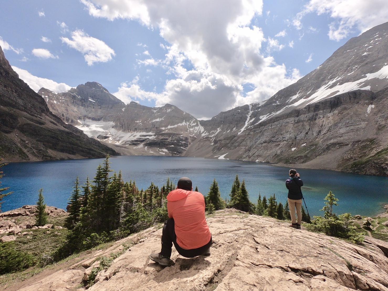 夢をかなえるプライベートハイキング。清水夫妻と行くレイクオハラの旅_d0112928_12013290.jpg