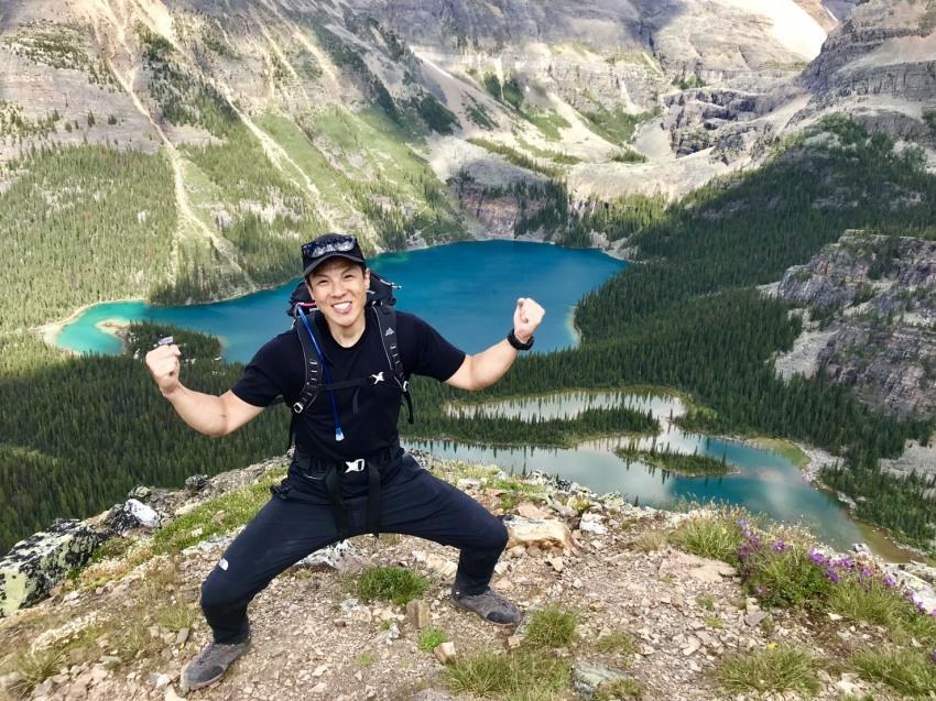 夢をかなえるプライベートハイキング。清水夫妻と行くレイクオハラの旅_d0112928_12014675.jpg