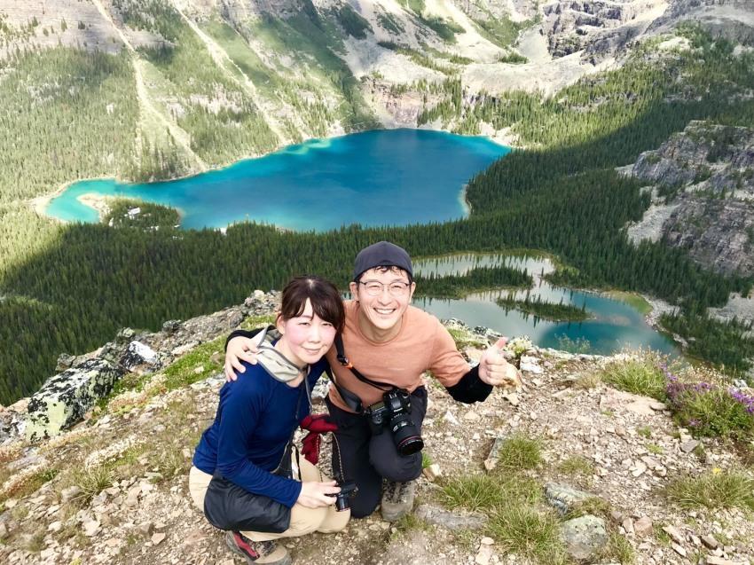 夢をかなえるプライベートハイキング。清水夫妻と行くレイクオハラの旅_d0112928_12014680.jpg