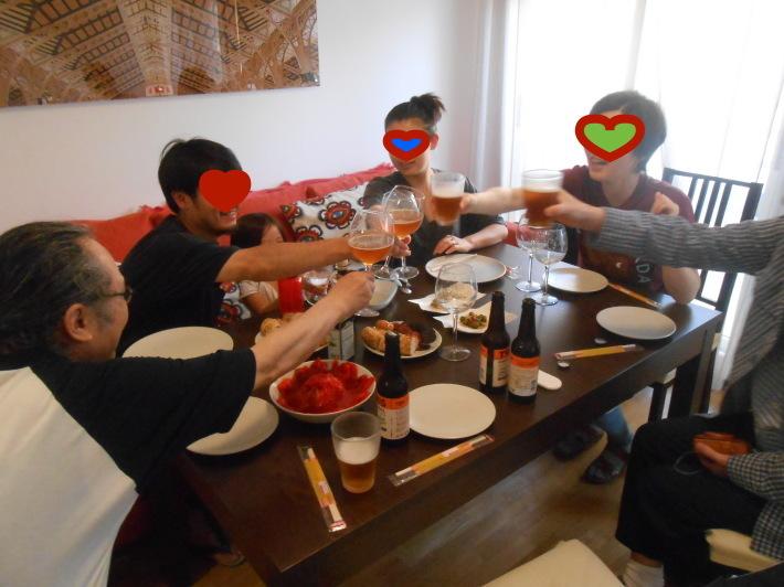 バレンシアで料理する4) 料理人渥美創太とのび丸_a0095931_15092824.jpg