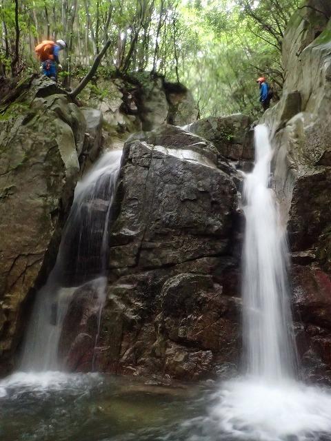 2019/7/20 【鈴鹿】蛇谷 ~ 山行き隊と滝を登る?~_e0403837_15431626.jpg