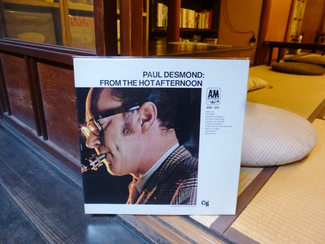 from the hot afternoon / paul desmond_e0230141_21152820.jpg