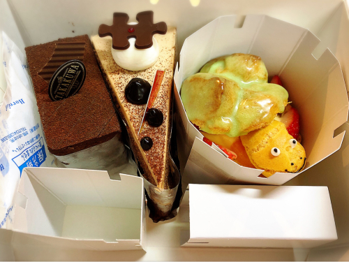 洋菓子 タカクワ@3_e0292546_06143163.jpg