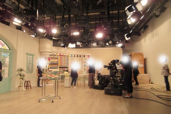 NHK「すてきにハンドメイド」のスタジオ収録をしてきました_e0333647_15135223.jpg
