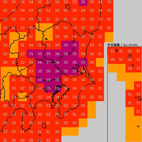 本日も猛暑日予想です!_e0037849_07540809.png