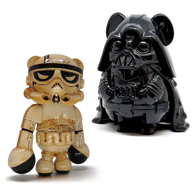 Dark Kayder and Storm Panda Sand Edition by Bee Wong_e0118156_18382325.jpg