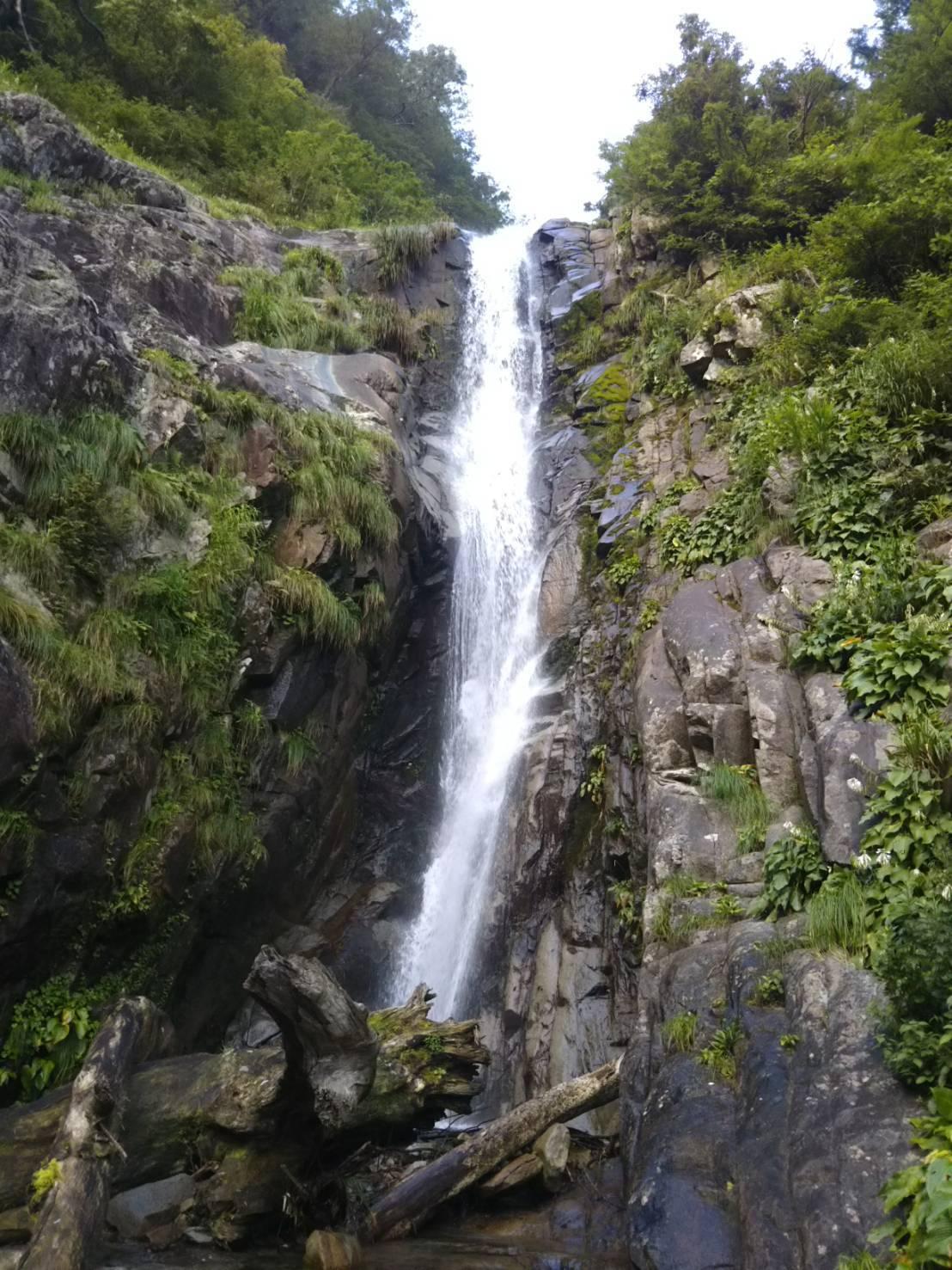 荒島岳 仏御前の滝 沢登り_c0192058_22202246.jpeg
