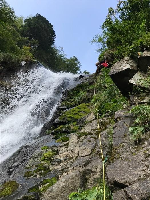 荒島岳 仏御前の滝 沢登り_c0192058_22213679.jpeg