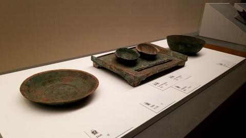 上野 東京国立博物館 三国志展に行ってきた_b0090375_17455134.jpg