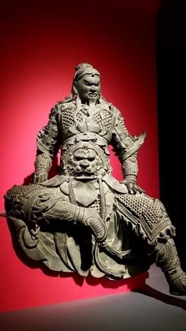 上野 東京国立博物館 三国志展に行ってきた_b0090375_17455138.jpg
