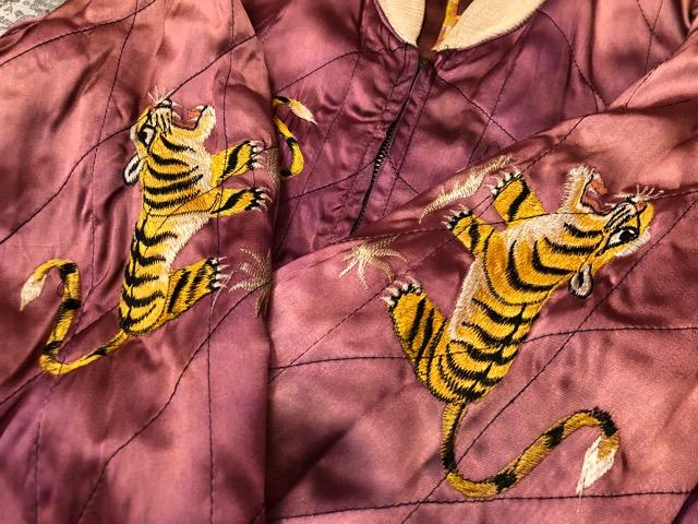 8月7日(水)マグネッツ大阪店 秋ヴィンテージ入荷!!#1  Souvenir JKT編!! 龍×龍&顔虎!!_c0078587_19574378.jpg