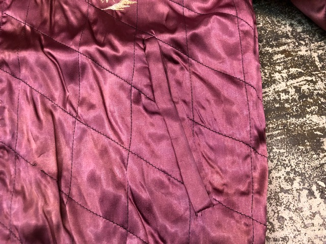 8月7日(水)マグネッツ大阪店 秋ヴィンテージ入荷!!#1  Souvenir JKT編!! 龍×龍&顔虎!!_c0078587_19581928.jpg