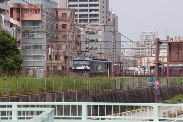 藤田八束の鉄道写真@猛暑お見舞い申し上げます。猛暑の原因と経済への影響、農作物への影響そして水産資源への影響を懸念_d0181492_21192423.jpg