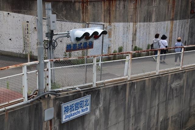 藤田八束の鉄道写真@ここは西宮、東海道本線が町中をはしります・・・瑞風、スーパーはくと、そして貨物列車「桃太郎」がはしる_d0181492_21205031.jpg