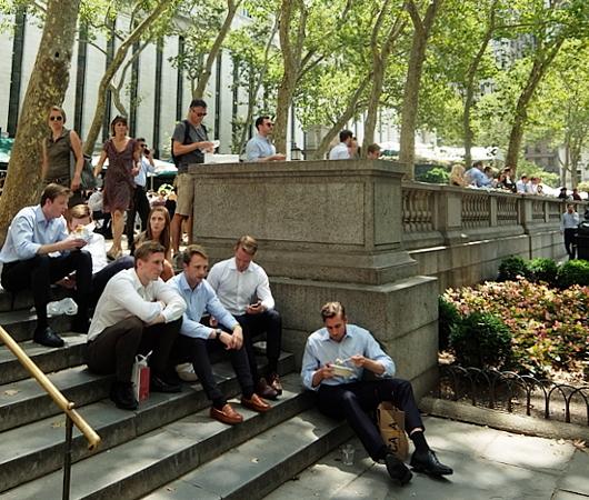 ニューヨークならではの立ち食いランチ?_b0007805_00385977.jpg