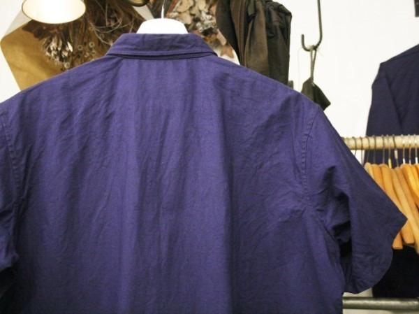 千葉のハンバーガー屋さん 入荷 夏のフランスワークウエア 珍しいワークシャツ、Tシャツ、ワークパンツなど_f0180307_00535838.jpg