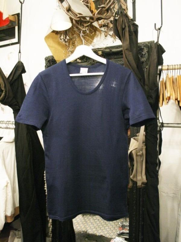 千葉のハンバーガー屋さん 入荷 夏のフランスワークウエア 珍しいワークシャツ、Tシャツ、ワークパンツなど_f0180307_01564532.jpg