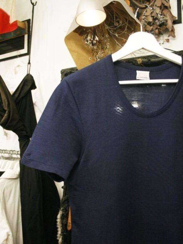千葉のハンバーガー屋さん 入荷 夏のフランスワークウエア 珍しいワークシャツ、Tシャツ、ワークパンツなど_f0180307_01564597.jpg
