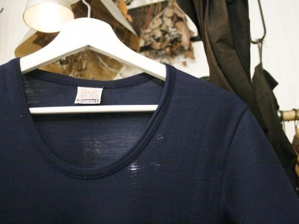 千葉のハンバーガー屋さん 入荷 夏のフランスワークウエア 珍しいワークシャツ、Tシャツ、ワークパンツなど_f0180307_01564678.jpg
