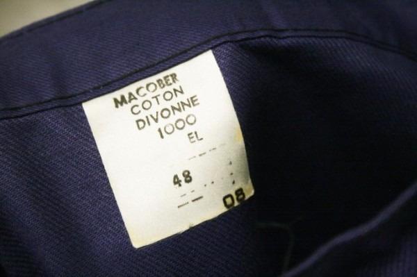 千葉のハンバーガー屋さん 入荷 夏のフランスワークウエア 珍しいワークシャツ、Tシャツ、ワークパンツなど_f0180307_02140677.jpg