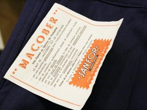 千葉のハンバーガー屋さん 入荷 夏のフランスワークウエア 珍しいワークシャツ、Tシャツ、ワークパンツなど_f0180307_02140721.jpg