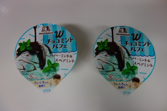 成城石井のレアチーズタルト&チョコミントもの_e0230011_16255002.jpg