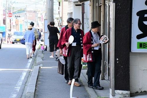三社大祭 お還り_c0299631_22591831.jpg