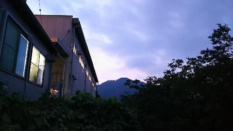8/3(土)  工場から見える花火_a0272042_20592622.jpg