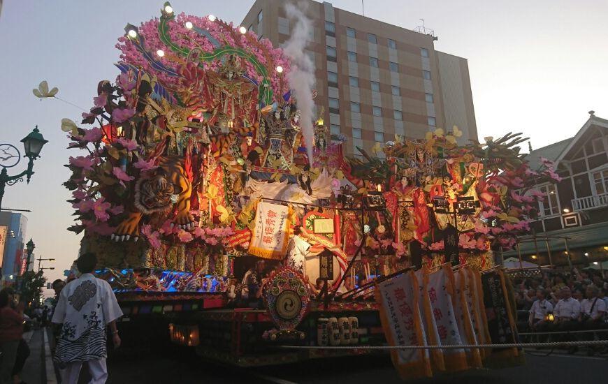 八戸三社大祭_f0081443_20440983.jpg