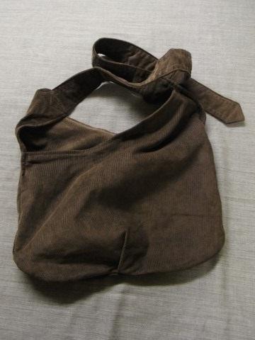 9月の製作 / farmers shoulder bag_e0130546_12004524.jpg