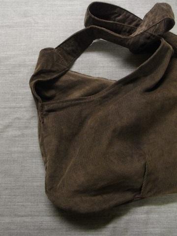 9月の製作 / farmers shoulder bag_e0130546_12015058.jpg