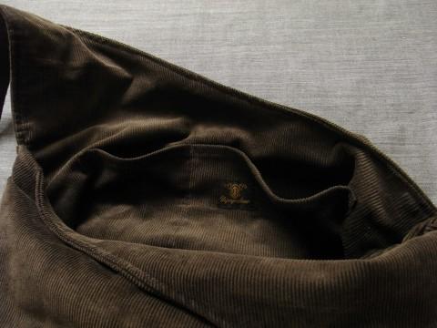 9月の製作 / farmers shoulder bag_e0130546_12021402.jpg