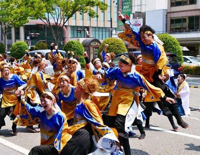 第16回紀州よさこい祭り おどるんや  2019-08-05 00:00      _b0093754_23251397.jpg