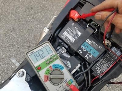 CBR1000RR 車検整備 ‼_e0114857_10310932.jpg