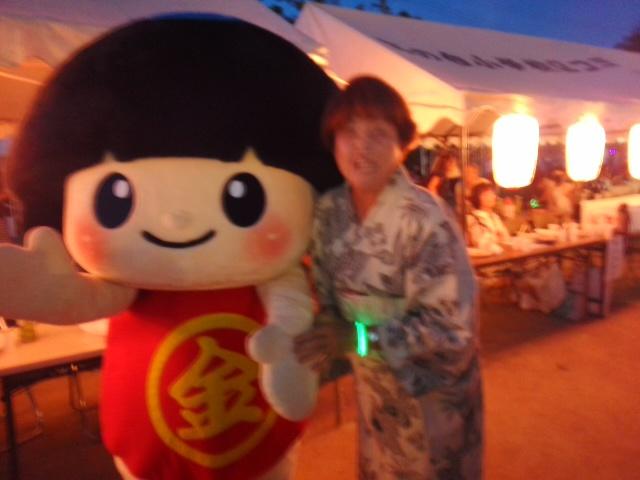 ⭐ 第51回 大和盆踊り大会 ⭐ 楽しませていただきました 🌝 いよいよカウントダウン ⌚💦_f0061067_22111430.jpg