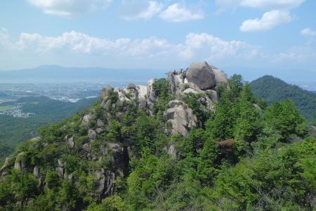 京都妖怪探検隊隊長 天狗岩に登ってきます!!_e0096277_06512255.jpg